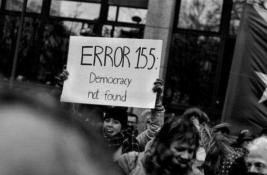 Democracy Corruption