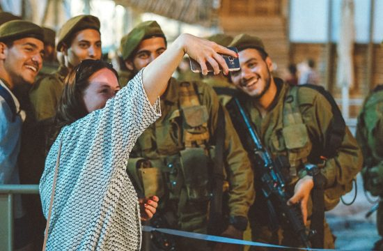 Israeli and Palestinian Identities