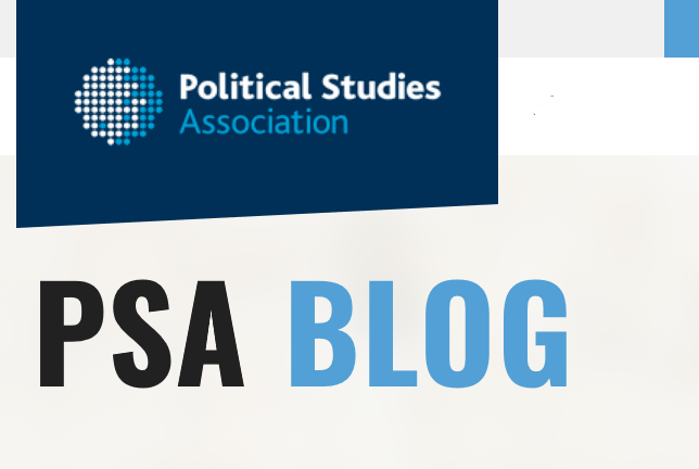 Political Studies Association Article