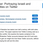 Full Academic Paper | The Self and Other: Portraying Israeli and Palestinian Identities on Twitter